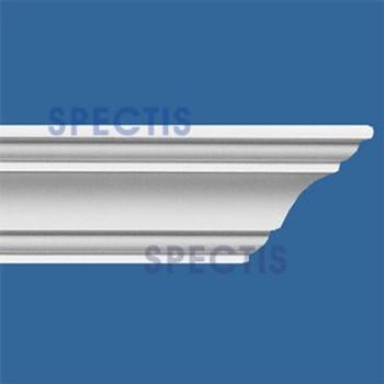 """MD1149 Spectis Crown Molding Trim 2 3/8""""P x 2 3/8""""H x 144""""L"""