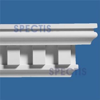 """MD1175A Spectis Molding Head Trim 4 3/4""""P x 8 1/4""""H x 144""""L"""