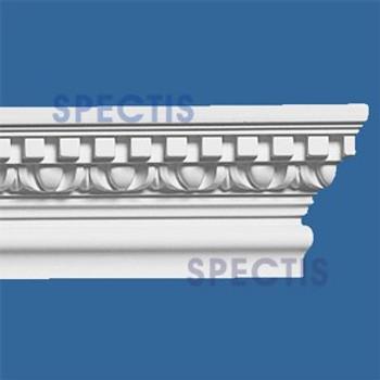 """MD1185 Spectis Crown Molding Trim 2 1/2""""P x 4 1/4""""H x 142""""L"""