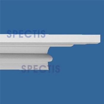 """MD1199 Spectis Crown Molding Trim 6 1/8""""P x 3 5/8""""H x 144""""L"""
