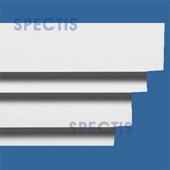 """MD1232 Spectis Crown Molding Trim 4 1/8""""P x 9""""H x 144""""L"""