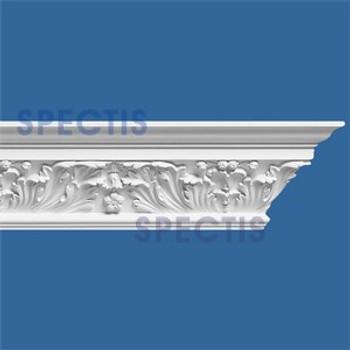 """MD1233 Spectis Crown Molding Trim 5 3/8""""P x 7""""H x 140""""L"""
