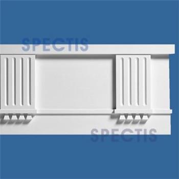 """MD1260 Spectis Molding Case Trim 2""""P x 13 1/2""""H x 11' 4 3/4""""L"""