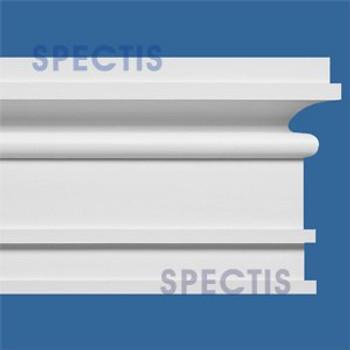 """MD1263 Spectis Molding Case Trim 4 1/4""""P x 16 1/8""""H x 132""""L"""