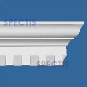"""MD1285 Spectis Crown Molding Trim 2 1/4""""P x 3 7/8""""H x 144""""L"""