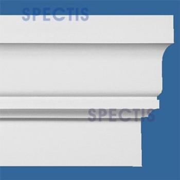 """MD1302 Spectis Molding Head Trim 3 1/4""""P x 10 3/4""""H x 144""""L"""