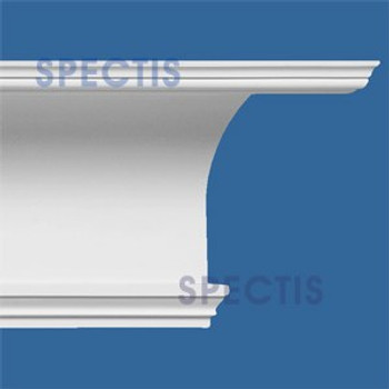 """MD1305 Spectis Crown Molding Trim 7 5/8""""P x 12""""H x 144""""L"""