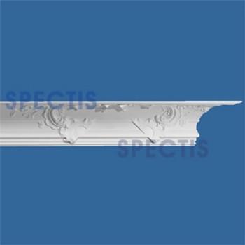 """MD1321 Spectis Crown Molding Trim 7""""P x 6 7/8""""H x 78""""L"""