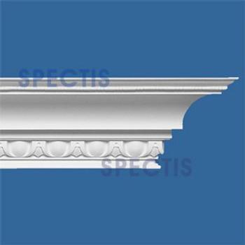 """MD1340 Spectis Crown Molding Trim 6 1/8""""P x 6 3/4""""H x 140""""L"""