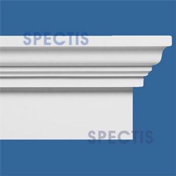 """MD1354 Spectis Crown Molding 4 1/2""""P x 9 3/4""""H x 144""""L"""