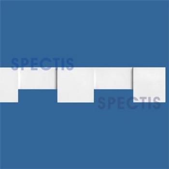 """MD1373 Spectis Molding Dentil Trim 1 1/4""""P x 3 3/8""""H x 144""""L"""