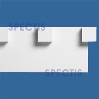 """MD1390 Spectis Molding Dentil Trim 3""""P x 12 1/2""""H x 144""""L"""