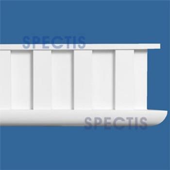 """MD1392 Spectis Molding Dentil Trim 3""""P x 14 1/4""""H x 144""""L"""