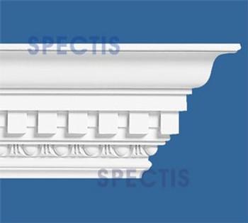 """MD1398 Spectis Crown Molding Trim 6 3/8""""P x 8""""H x 144""""L"""
