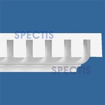 """MD1421 Spectis Molding Dentil Trim 4 1/4""""P x 5 7/8""""H x 144""""L"""