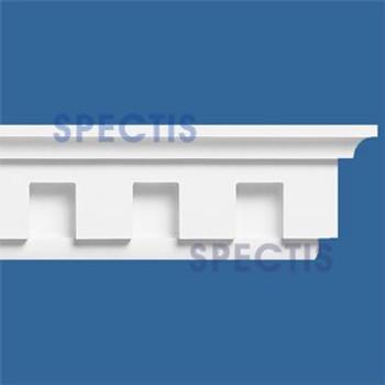 "MD1426 Spectis Molding Dentil 4 11/16""P x 7 1/4""H x 143""L"