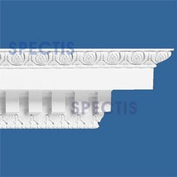 """MD1428 Spectis Crown Molding Dentil 8""""P x 8 1/8""""H x 137""""L"""