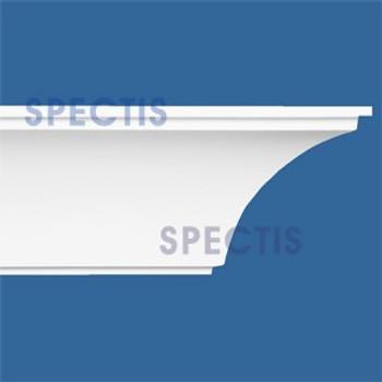 """MD1438 Spectis Crown Molding Trim 7""""P x 8""""H x 144""""L"""