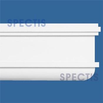 """MD1448 Spectis Molding Base Cap Trim 6""""P x 12""""H x 144""""L"""