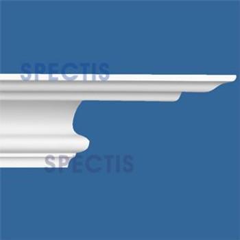 """MD1487 Spectis Crown Molding Trim 10 1/4""""P x 6 1/4""""H x 144""""L"""