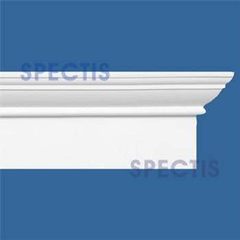 """MD1501 Spectis Crown Molding Trim 3 3/16""""P x 6""""H x 144""""L"""