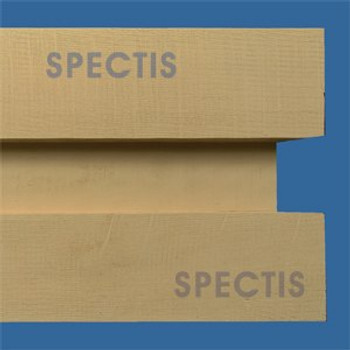 """MD1509RS Spectis Rough Sawn Cap 2 5/8""""P x 16""""H x 144.5""""L"""