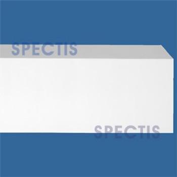 """MD1510 Spectis Molding Base Trim 1 3/4""""P x 6 1/4""""H x 144""""L"""