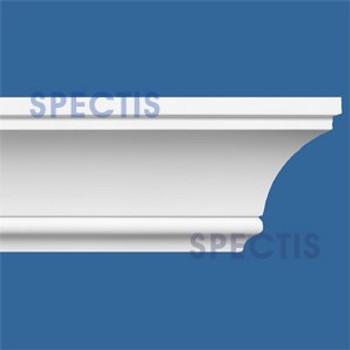 """MD1526 Spectis Crown Molding Trim 4 3/4""""P x 6 1/2""""H x 144""""L"""