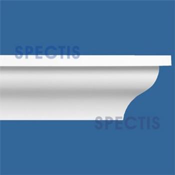 """MD1567 Spectis Crown Molding Trim 4 1/2""""P x 5 1/2""""H x 144""""L"""