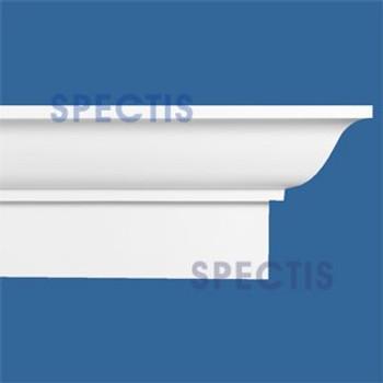 """MD1577 Spectis Crown Molding Trim 6 5/8""""P x 11""""H x 144""""L"""