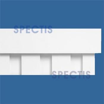 """MD1583 Spectis Molding Dentil Trim 1 /12""""P x 4 1/2""""H x 144""""L"""