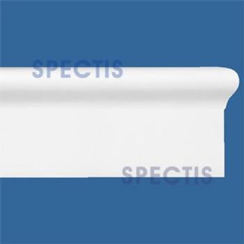"""MD1590 Spectis Molding Cap Trim 1""""P x 2 1/16""""H x 144""""L"""