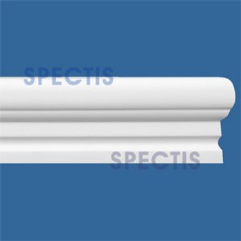 """MD1592 Spectis Molding Cap Trim 7/8""""P x 3""""H x 144""""L"""
