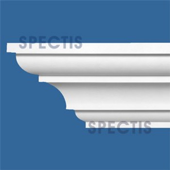 """MD1599 Spectis Crown Molding Trim 10""""P x 12""""H x 144""""L"""