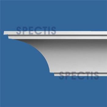 """MD1613 Spectis Crown Molding Trim 6""""P x 6""""H x 144""""L"""