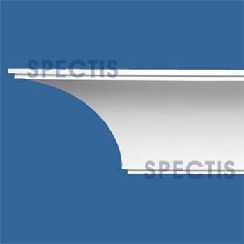 """MD1614 Spectis Crown Molding Trim 10""""P x 10""""H x 144""""L"""