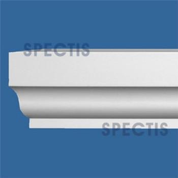 """MD1619 Spectis Molding Cap Trim 1 1/2""""P x 4 3/16""""H x 144""""L"""