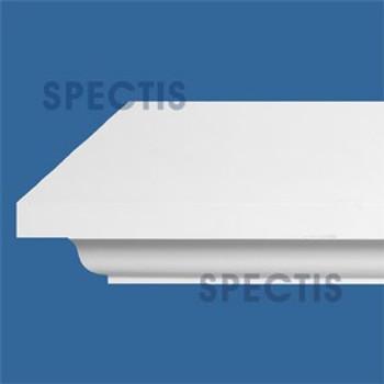 """MD1632 Spectis Molding Cap Trim 5""""P x 8 3/4""""H x 144""""L"""