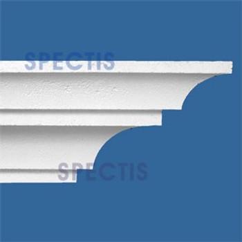 """MD1642CF Spectis Crown Concrete Finish 19""""P x 16""""H x 144""""L"""