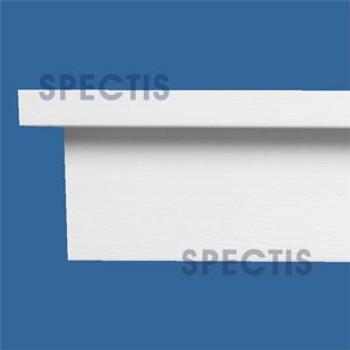 """MD1649 Spectis Molding Cap Trim 2 1/4""""P x 1 1/2""""H x 96""""L"""