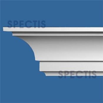 """MD1653 Spectis Crown Molding Trim 6 3/4""""P x 9""""H x 144""""L"""