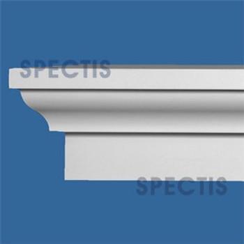 """MD1661 Spectis Molding Cap Trim 3""""P x 7""""H x 144""""L"""