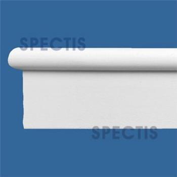 """MD1667 Spectis Molding Cap Trim 5/8""""P x 1 3/4""""H x 144""""L"""