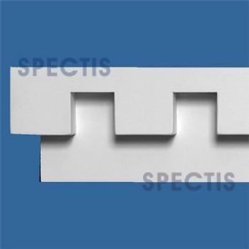 """MD1688 Spectis Molding Dentil Trim 1 1/2""""P x 3 1/2""""H x 144""""L"""