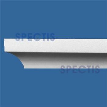 """MD1695 Spectis Molding Cap Trim 3/4""""P x 1 5/8""""H x 144""""L"""