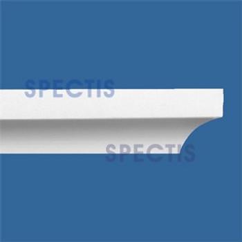 "MD1695 SPLIT Spectis Molding Cap Trim 3/4""P x 3/4""H x 144""L"