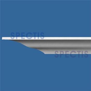 """MD1738 Spectis Crown Molding Trim 10""""P x 3""""H x 144""""L"""