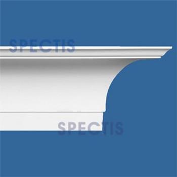 """MD1771 Spectis Crown Molding Trim 6 3/8""""P x 8 1/4""""H x 144""""L"""