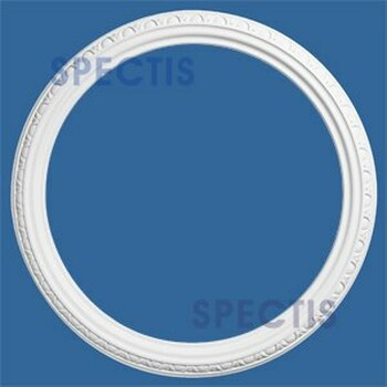 """R2424-37 Urethane Medallion Ring 37"""" Inside Diameter"""