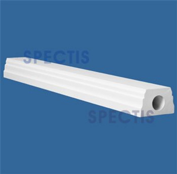 "RAL2105B 4 1/2"" Wide Bottom Rail in 8' 10' or 12' Lengths"